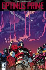 Optimus Prime #13 Cover A Zama