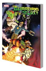 All New Guardians Of Galaxy Vol 1 Communication Breakdown TPB
