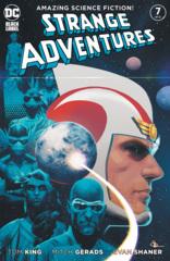 Strange Adventures #7 (Of 12) Cover B Evan Doc Shaner Variant