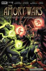 Amory Wars Good Apollo #9 (Of 12)