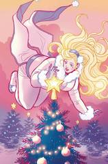 Faiths Winter Wonderland Special #1 Cover B Ganucheau