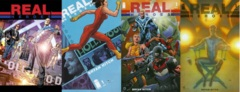 Real Heroes Lot 1 Cover A B C D
