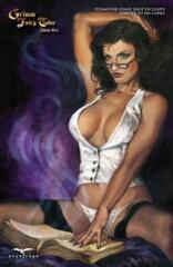 Grimm Fairy Tales #61 Cover F Matt Hughes Steampunk Exclusive LTD 500