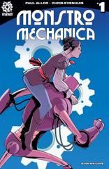 Monstro Mechanica #1 Cover B Tbd