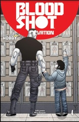 Bloodshot Salvation #4 Most Good Exclusive Portella Variant