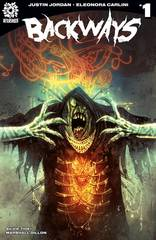 Backways #1 Cover B Templesmith