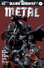 Dark Nights Metal #4 (Of 6) Jim Lee Variant