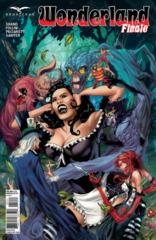 GFT Wonderland Ongoing Epilogue #51 Cover A Johnson