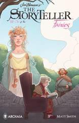 Jim Henson Storyteller Fairies #1 (Of 4) Subscription Milled