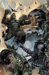 Kong On Planet Of Apes #2 Connecting Magno Var