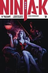 Ninja-K #2 Cover B Troya