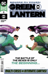 Green Lantern Season Two #10 (Of 12) Cover A Liam Sharp
