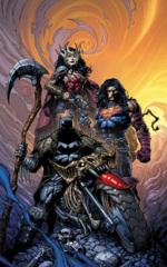 Dark Nights Death Metal #1 (Of 6) Cover B David Finch Batman Variant