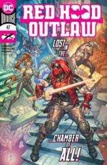 Red Hood Outlaw #47 Cover A Paolo Pantalena