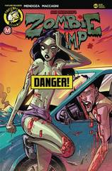 Zombie Tramp Ongoing #42 Cover B Celor Risque