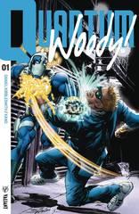 Quantum & Woody (2017) #1 Cover D 1:50 Variant Incv Icon Adams