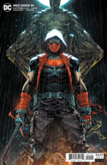 Red Hood #51 Cover B Kael Ngu Variant