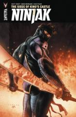 Ninjak Vol 4 Siege Of Kings Castle TPB
