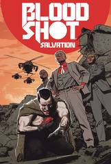 Bloodshot Salvation #5 Cover D 1:20 Variant Smallwood