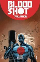 Bloodshot Salvation #5 Cover E 1:50 Variant Camuncoli