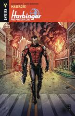 Harbinger Renegade Vol 2 Massacre TPB