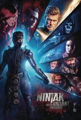 Ninjak Vs Vu #1 (Of 4) Cover C Photo