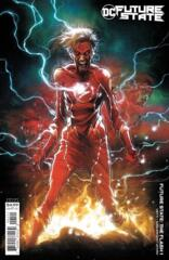 Future State The Flash #1 (Of 2) Cover B Kaare Andrews Variant