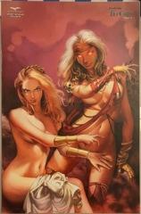 GFT Bad Girls #4 Cover C Ivan Nunes Secret Retailer Exclusive