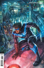 Nightwing Vol 4 #76 Cover B Alan Quah Variant