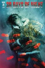 30 Days Of Night #2 (Of 6) Cover A Templesmith