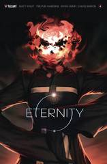 Eternity #4 Cover A Djurdjevic