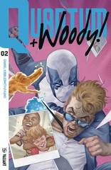 Quantum & Woody (2017) #2 Cover A Tedesco
