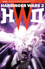 Harbinger Wars 2 #0