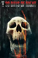 30 Days Of Night #3 (Of 6) Cover A Templesmith