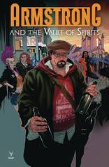 Armstrong & The Vault Of Spirits #1 Cover A Andrasofszky (One