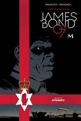 James Bond M One Shot Special