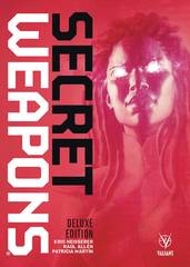 Secret Weapons Deluxe Edition HC