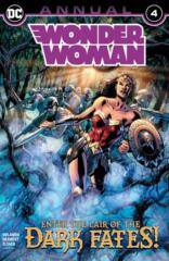 Wonder Woman Vol 1 Annual #4