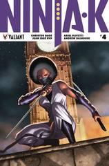 Ninja-K #4 Cover A Cafu