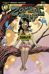 Zombie Tramp Ongoing #44 Cover D Fleecs Risque