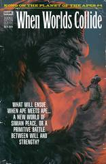 Kong On Planet Of Apes #4 Subscription Dalton Variant