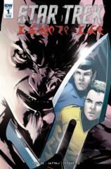 Star Trek Manifest Destiny Klingon Edition #1 (Of 4)