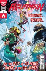 Aquaman Vol 8 #61 Cover A Robson Rocha