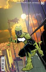 Batman Secret Files The Signal #1 (One Shot) Cover B Cully Hamner Variant