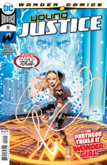Young Justice Vol 3 #19 Cover A John Timms