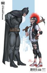 Batman Vol 3 Annual #5 Cover B Inhyuk Lee Card Variant