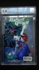 Harley Quinn #25 1:25 Variant CGC 9.4