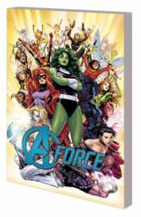 A-Force Vol 0 TPB (Warzones)