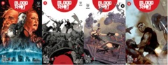 Bloodshot Reborn Lot 10 11 12 13 Cover A