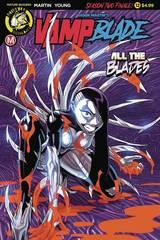 Vampblade Season Two #12 Cover A Winston Young